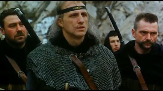 Рецензия на польский сериал по «Ведьмаку» 2001 года. - Изображение 20