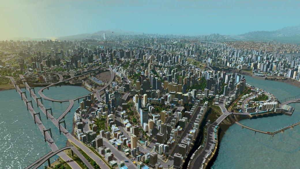 Продолжение Cities выйдет только тогда, когда «высохнет» Skylines - Изображение 1