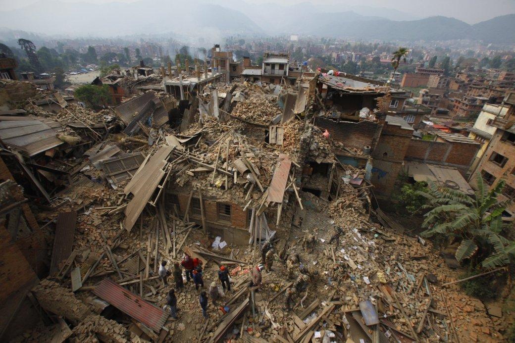 Интернет-юзеры помогли спасателям добраться до жертв землетрясения - Изображение 3