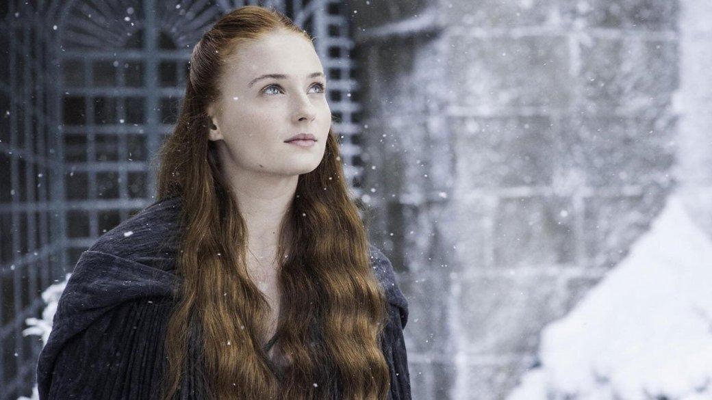 Софи Тернер считает «Игру престолов» феминистическим сериалом - Изображение 1