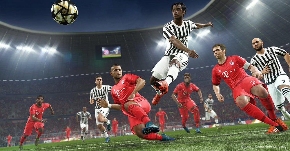PES 2016 Free-to-Play выйдет на PS3 и PS4 в начале декабря. - Изображение 1