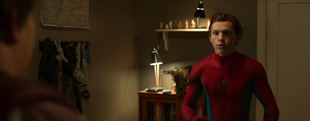 Разбираем новый трейлер фильма «Человек-паук: Возвращение домой»  - Изображение 10