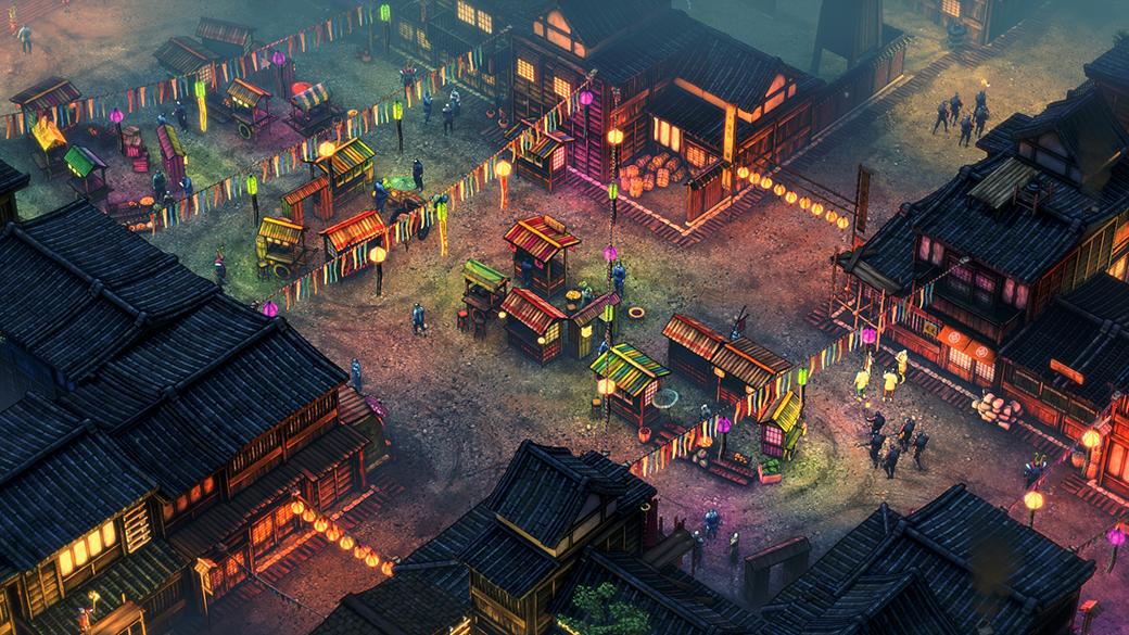 Рецензия на Shadow Tactics: Blades of the Shogun. Обзор игры - Изображение 12