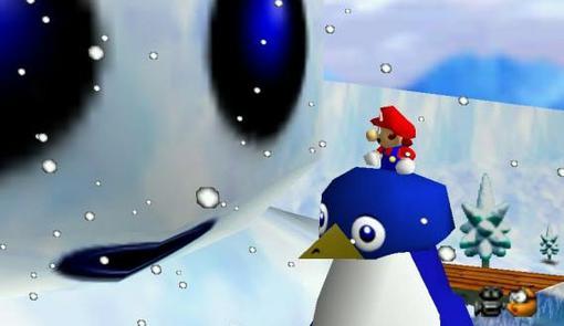 Десять лучших снежных эпизодов в видеоиграх - Изображение 10