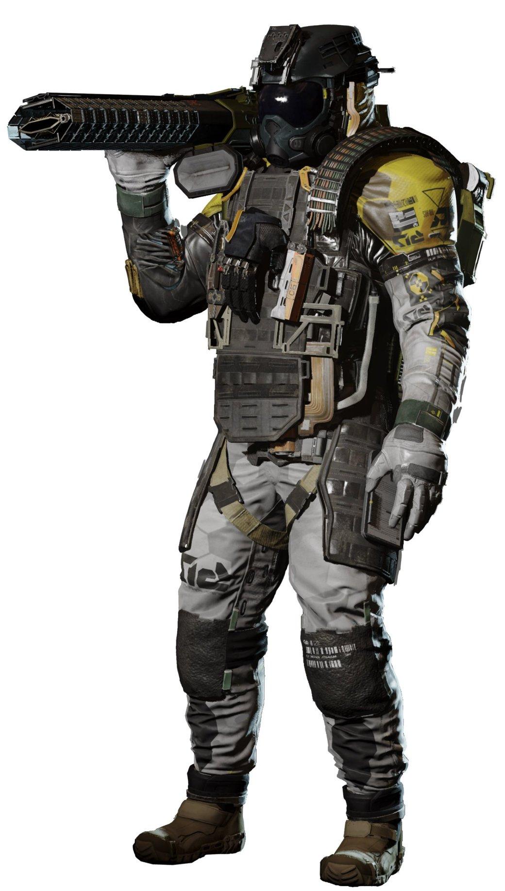 Классы вмультиплеере Call ofDuty: Infinite Warfare - Изображение 11