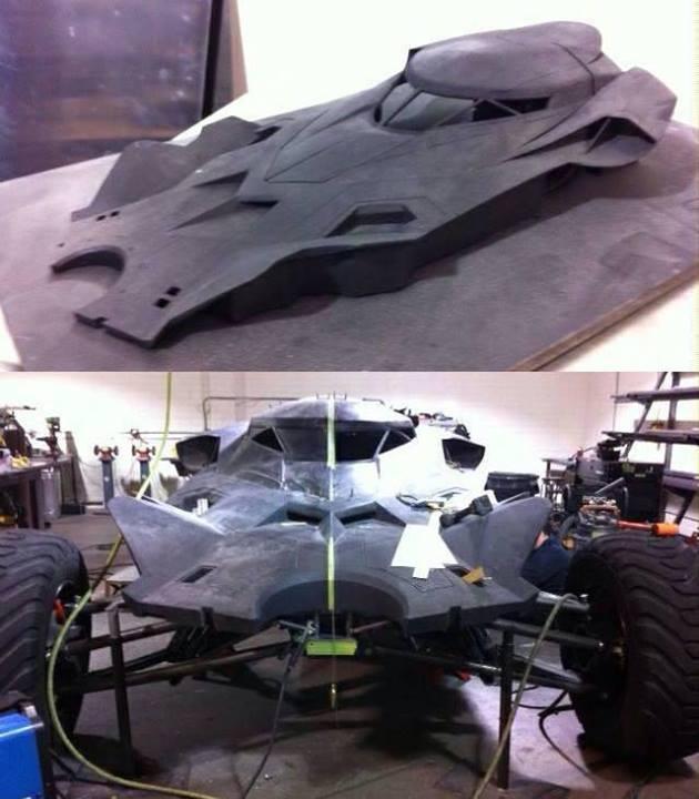 История бэтмобиля: все машины Темного Рыцаря - Изображение 27