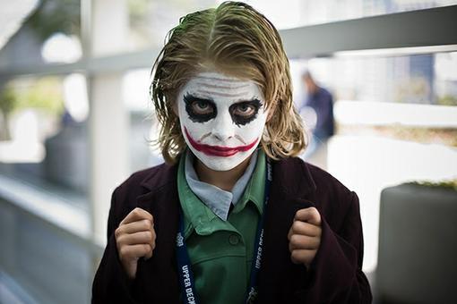 Этюд про Бэтмена - Изображение 1