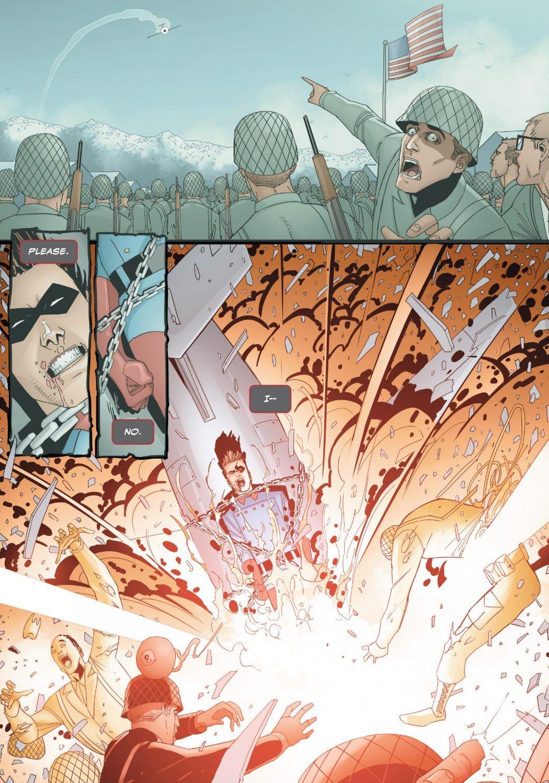 Как Капитан Америка предал все ради власти над Гидрой ивсем миром - Изображение 24