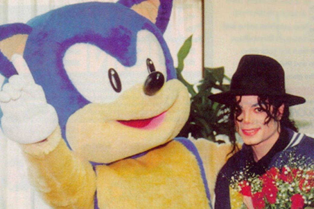 И все-таки Майкл Джексон писал музыку к Sonic 3!. - Изображение 1