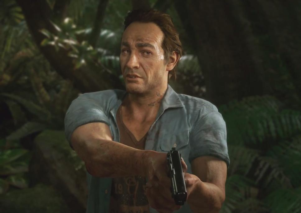 Брат главного героя Uncharted 4 заговорит голосом Троя Бэйкера - Изображение 1