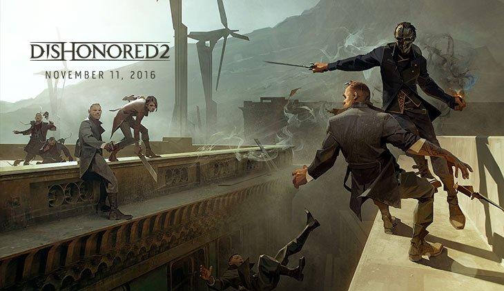 Игра Dishonored 2 не работает, не запускается, черный экран, что делать?