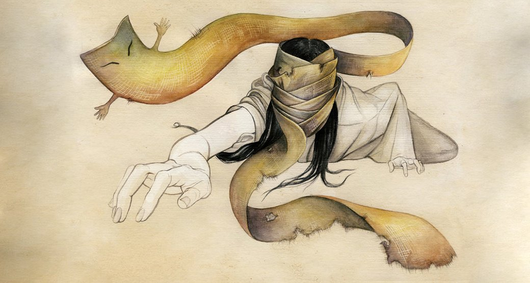 Странные существа из японских мифов, которых вы встретите в Nioh - Изображение 16