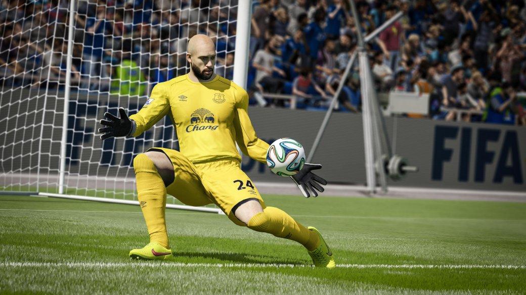 EA запретила пользователям PS4 делиться игрой FIFA 15 - Изображение 1
