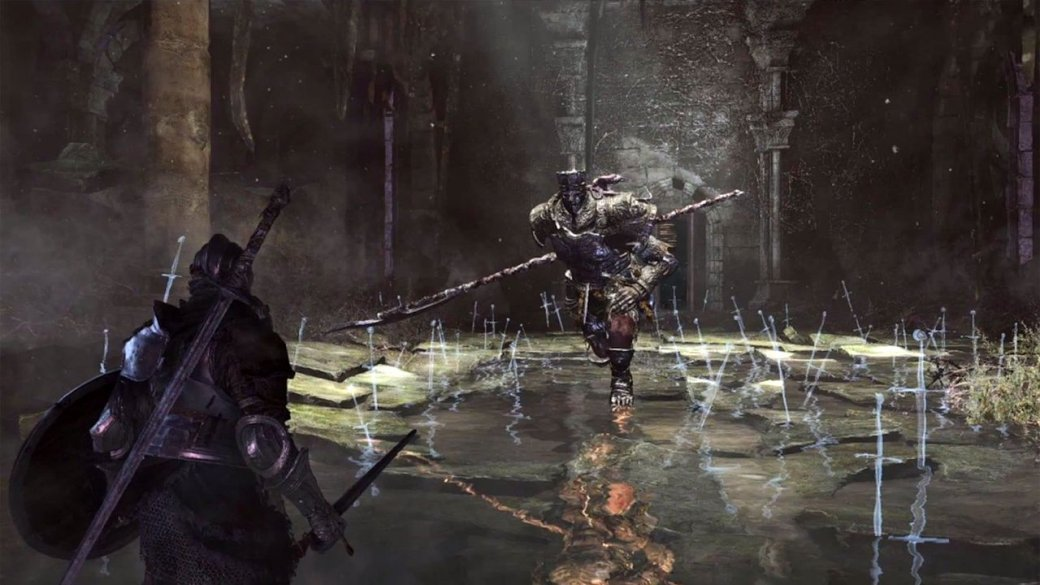Gamescom 2015. Впечатления от презентаций Dark Souls 3 и Fallout 4. - Изображение 13