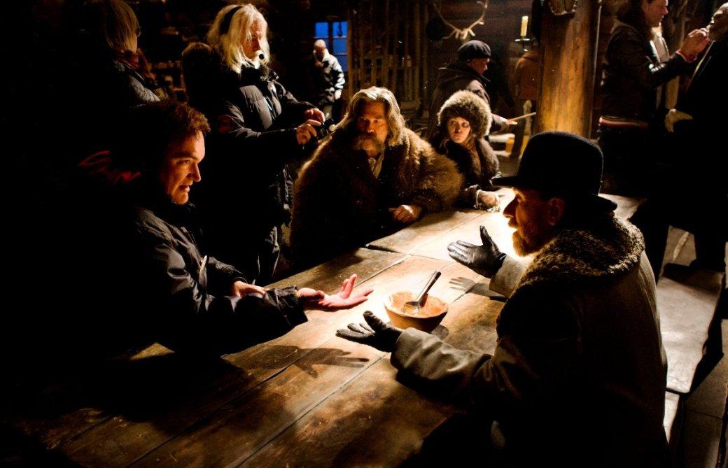 The Hateful Eight Тарантино: единственный нормальный фильм Comic Con? - Изображение 1