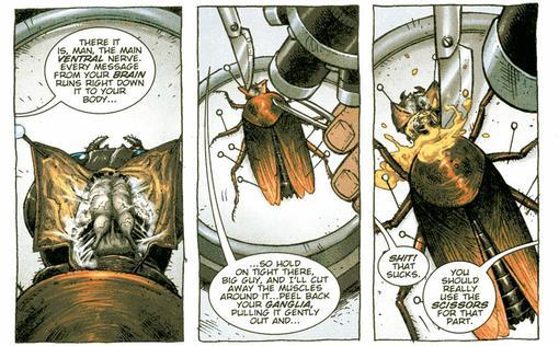 Комиксы: The Exterminators - Изображение 2
