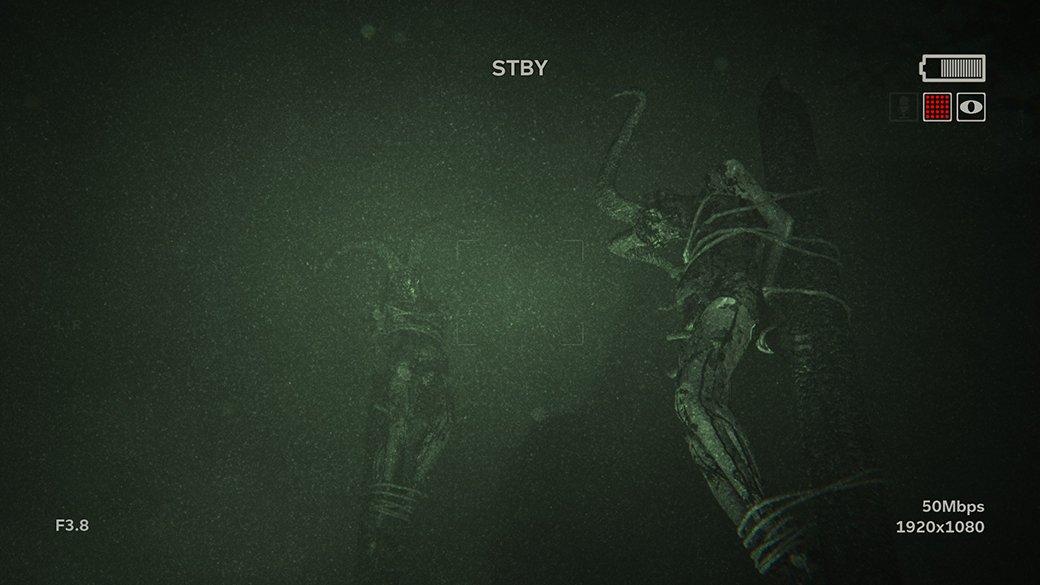 20 атмосферных и пугающих скриншотов Outlast 2. - Изображение 3