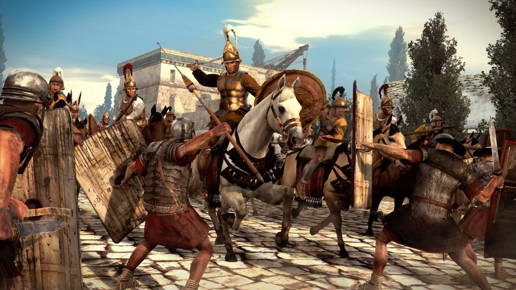 Total War: Rome 2 удостоят императорского издания с новой кампанией - Изображение 1