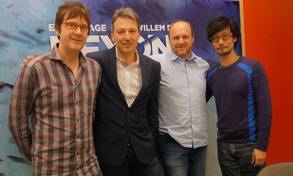 Турне Кодзимы завершилось в Париже, хотя Crytek заманивала его вином - Изображение 1