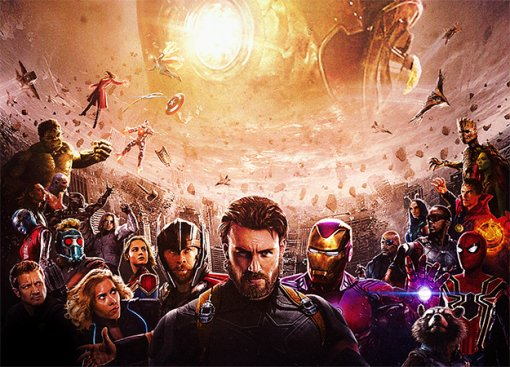 Avengers - Infinity War Trailer Music - YouTube