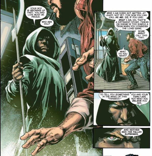Еще одна загадка DC Rebirth: А был ли Супермен? - Изображение 7