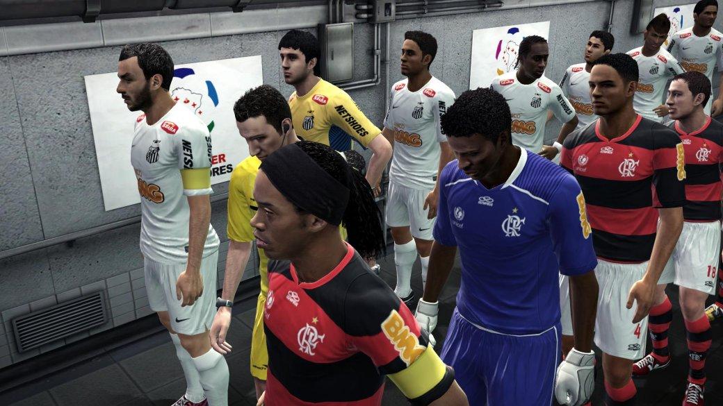 Метят в девятку: превью Pro Evolution Soccer 2013. - Изображение 1