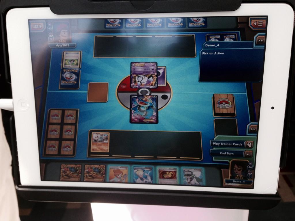 Покемоны сразятся на iPad в карточной игре - Изображение 1