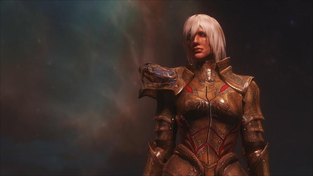Лица The Elder Scrolls 5: Skyrim. Продолжение - Изображение 3