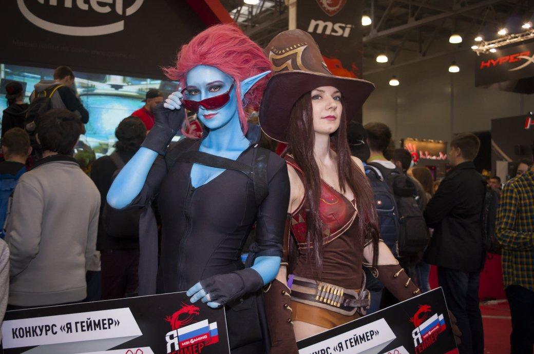 Фотоотчет с«ИгроМира» иComic Con Russia 2016. День2 - Изображение 17