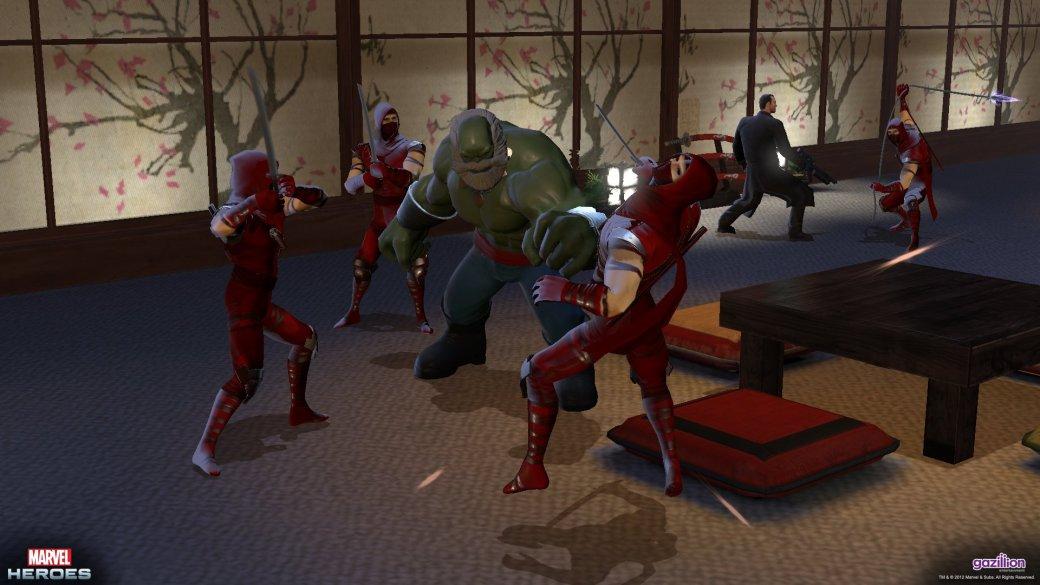 Marvel Heroes - Изображение 5