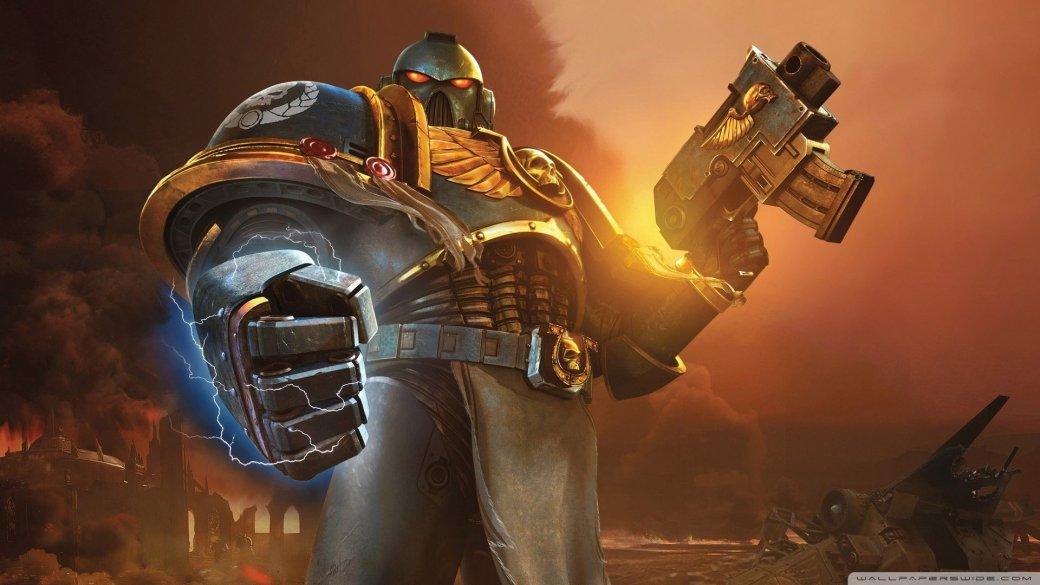 Мультихобби: Warhammer 40.000. - Изображение 1