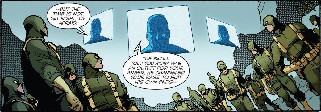 Почему изКапитана Америка получился отличный суперзлодей? - Изображение 13