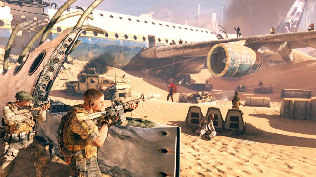 Милитари-дежавю: 11 сцен из трейлера Battlefield 4, которые мы где-то видели. - Изображение 12
