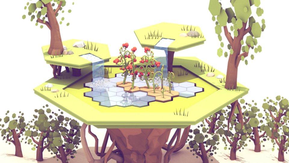Создатели Race the Sun разрабатывают садоводческий пазл  - Изображение 1