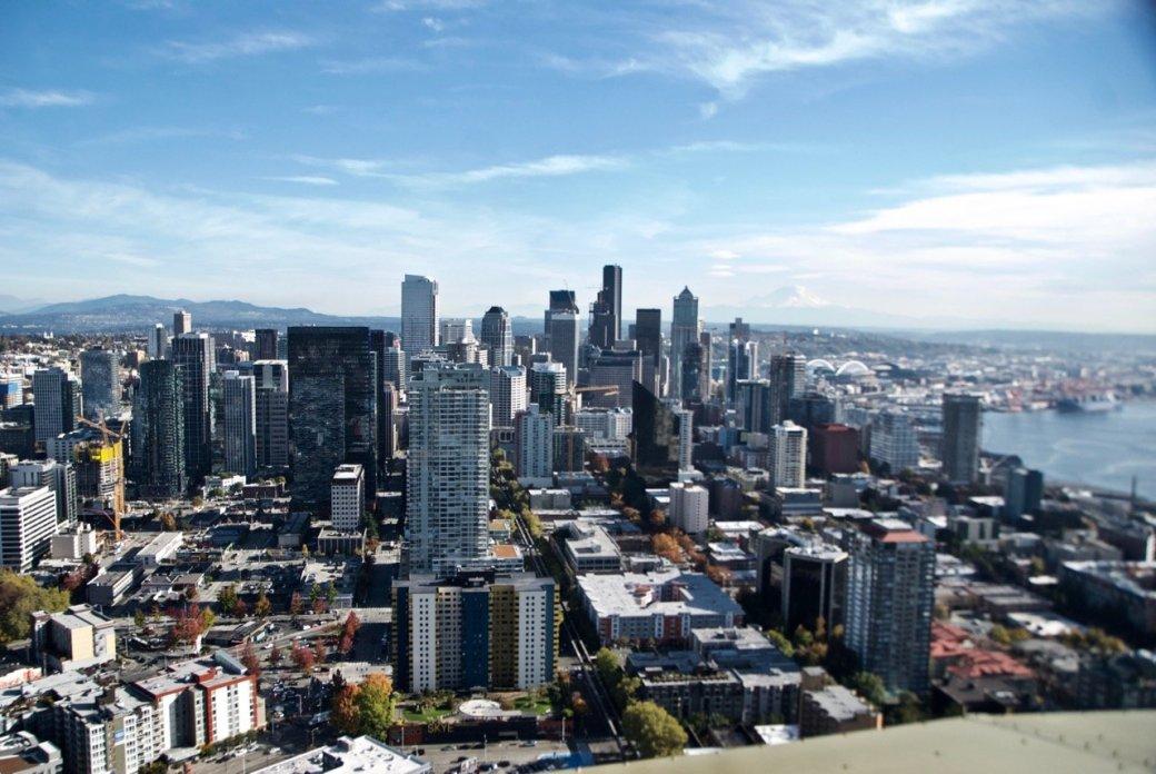 Тур по Сиэтлу – городу ветров, дождей и чаек. - Изображение 1