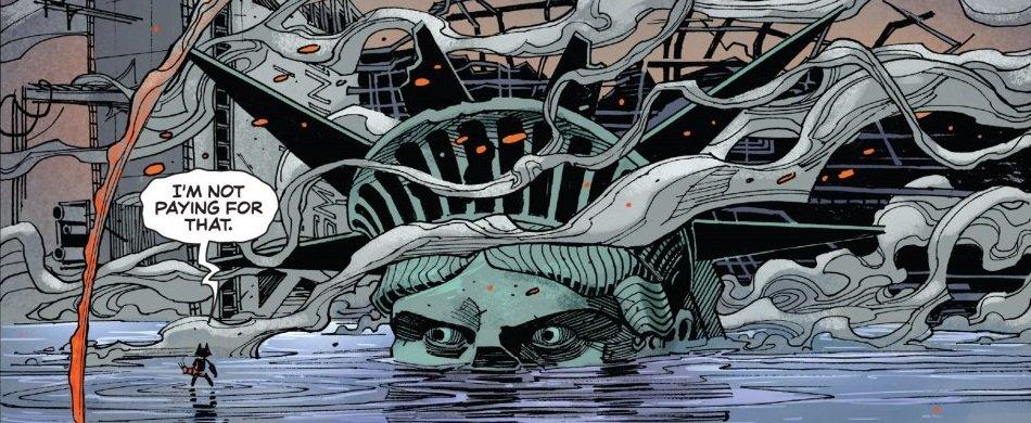 Лучшее в комиксах за неделю: Искусственный Тони Старк и Тор без молота - Изображение 5