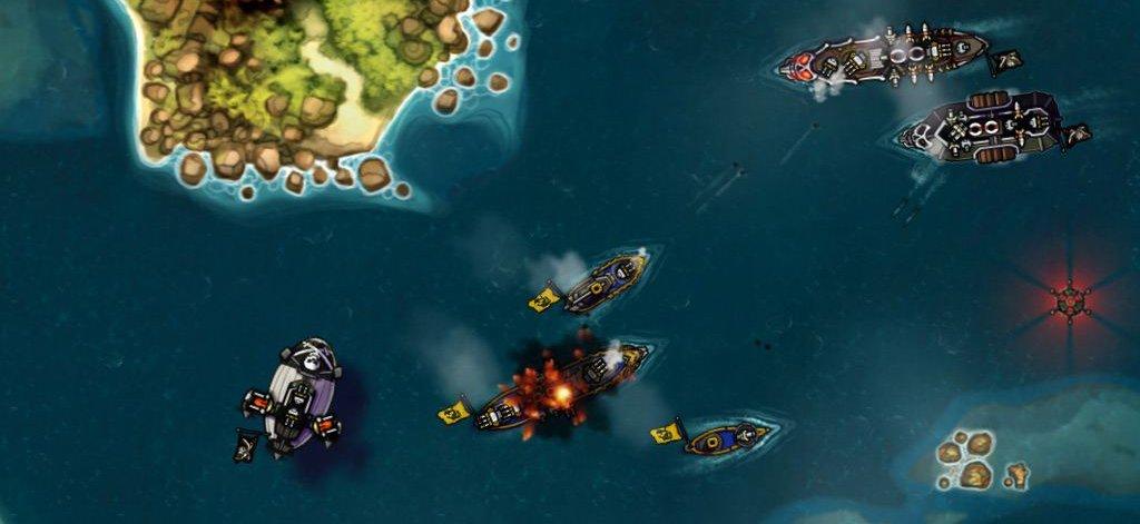 10 лучших игр про пиратов и морские приключения - Изображение 11