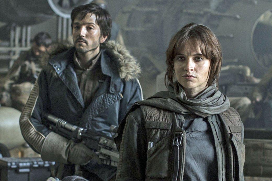 Дэйзи Ридли опровергла популярную теорию о героине Rogue One - Изображение 1