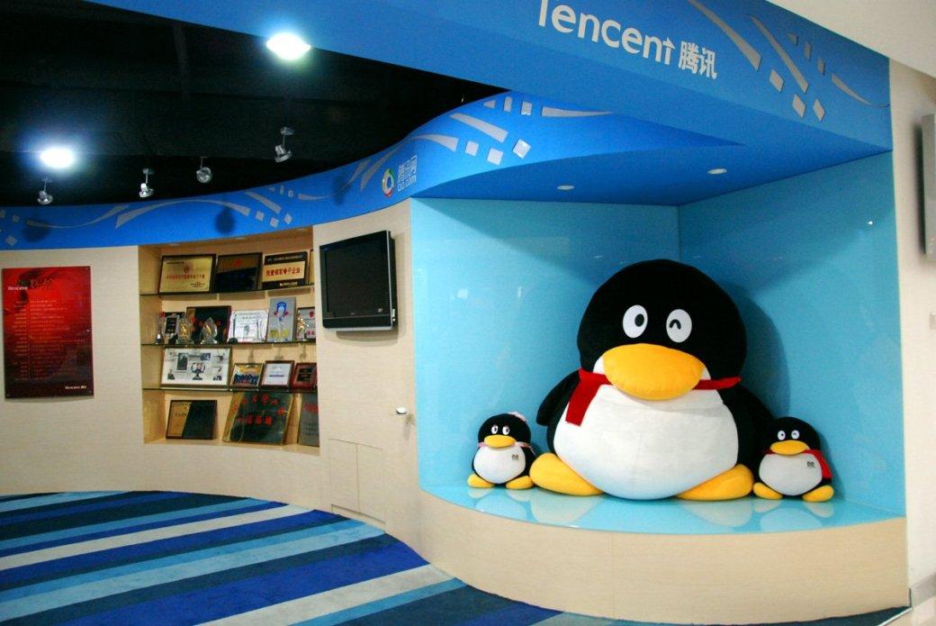 За полгода Tencent заработала на играх в полтора раза больше EA   - Изображение 1