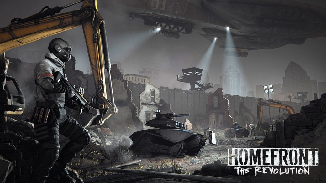 В Homefront: The Revolution будет кооператив, бета пройдет в феврале - Изображение 1