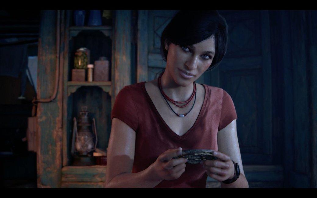 Новые скриншоты иарты Uncharted: The Lost Legacy. - Изображение 1