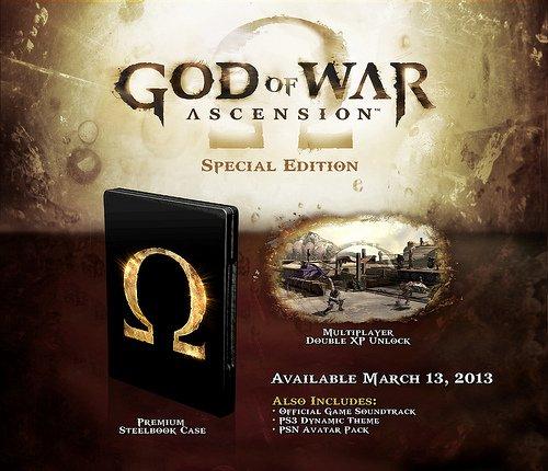 Раскрыто коллекционное издание God of War: Ascension. - Изображение 2