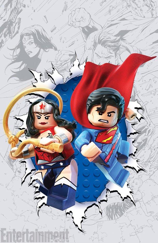LEGO украшает комиксы DC  - Изображение 7