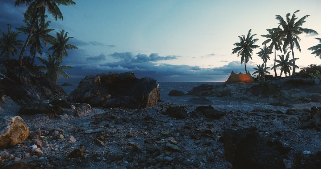 Какбы выглядел Crysis напоследней версии CryEngine - Изображение 1