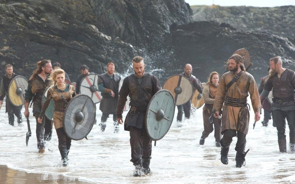 Сериалы: «Викинги», «Борджиа», «Плебеи» - Изображение 2