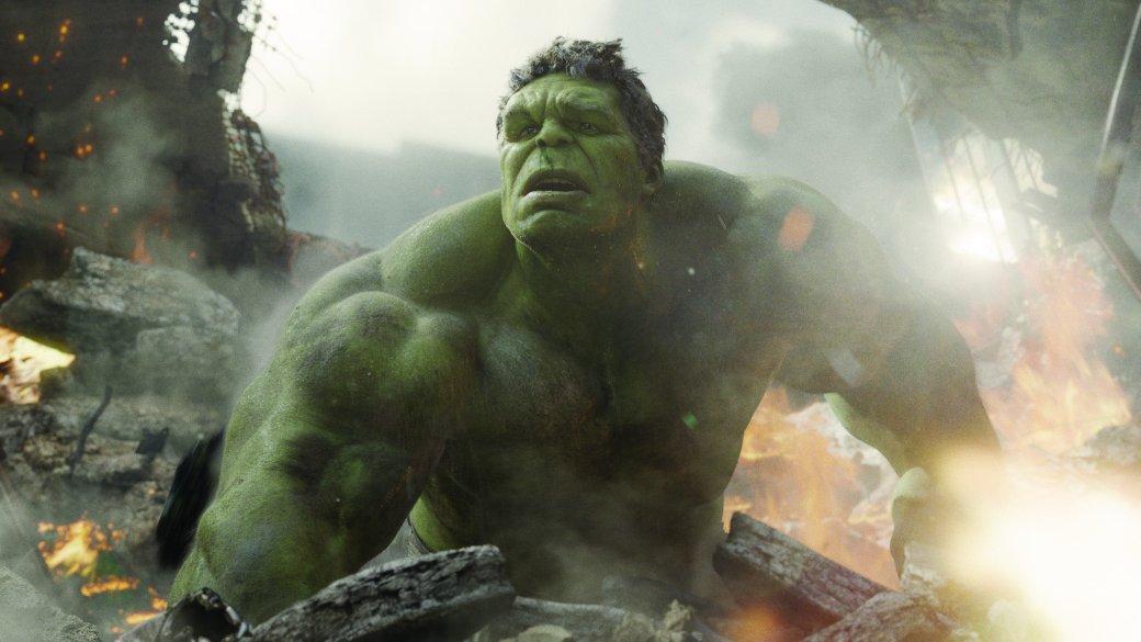 На съемках «Тора: Рагнарек» появился Халк - Изображение 1