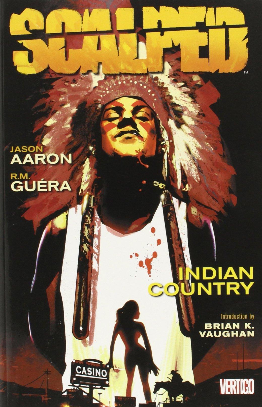 В сериале про современных индейцев сыграют настоящие индейцы - Изображение 2