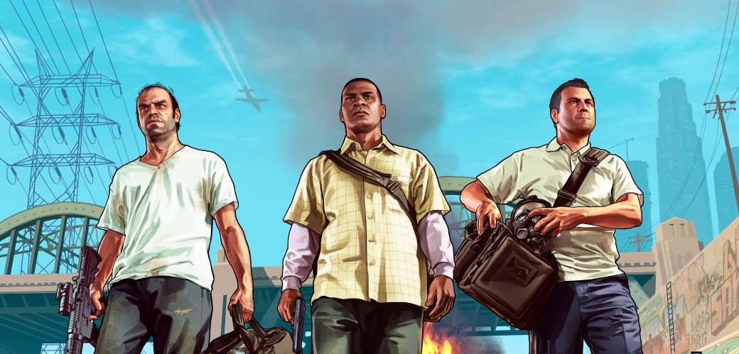 Ограбления, предательства и [Роскомнадзор]. Тест по Grand Theft Auto - Изображение 1