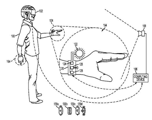 Sony готовит перчатку для виртуальной реальности. - Изображение 1