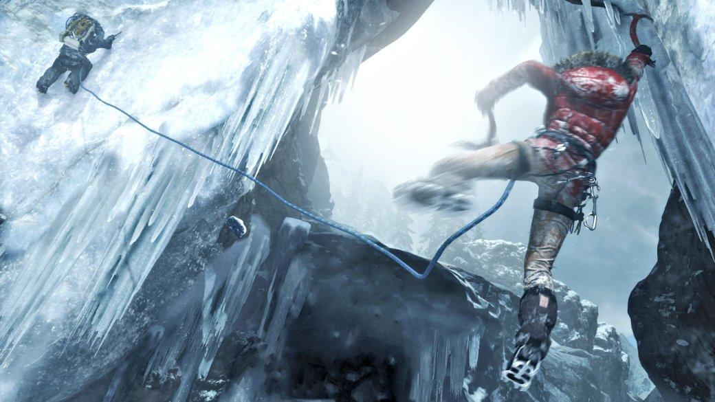30 лучших игр 2015 года: Rise of the Tomb Raider - Изображение 2